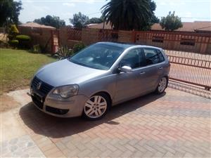 2008 VW Polo 1.9TDI 74kW Highline