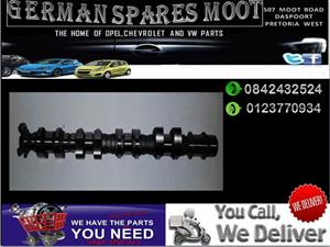 CHEV CRUZE 1.8 EXHAUST CAMSHAFT FOR SALE.