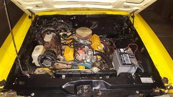 1988 Ford Cortina