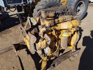 Caterpillar D4 Bull Dozer Engine