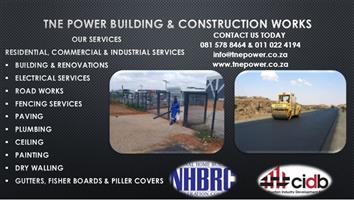 TNE POWER BUILDING & CONSTRUCTION WORKS