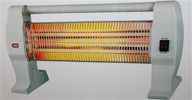 3 bar quartz heater S031724A #Rosettenvillepawnshop