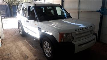 2006 Land Rover Discovery DISCOVERY 3.0 TD6 HSE