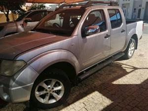 2014 Nissan Navara 2.5dCi double cab SE