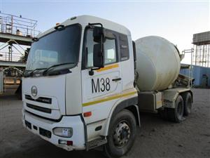 UD UD330 Cement Mixer Truck - ON AUCTION