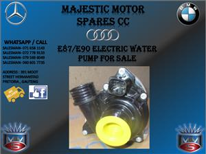 bmw e87 electric water pump for sale