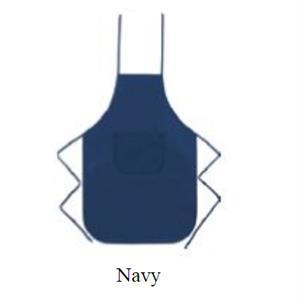 Chefs Non Woven Apron - Navy
