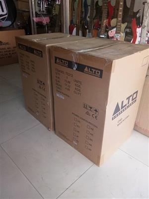 New Alto TS212 1100W 12inch 2Way Loudspeaker