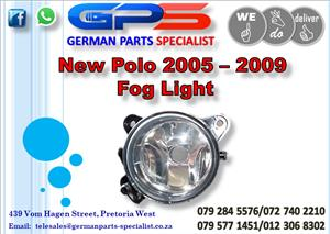 New VW Polo 2005 – 2009 Fog Light for Sale