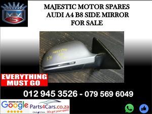 Audi A4 B8 door mirror for sale