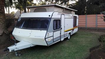 Gazelle 610 Caravan