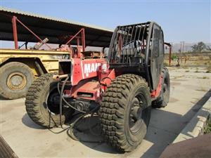 Manitou MT732 Telehandler - ON AUCTION