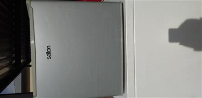 Salton bar fridge 50liter silver