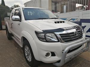 2013 Toyota Hilux 3.0D 4D Xtra cab 4x4 Raider Legend 45