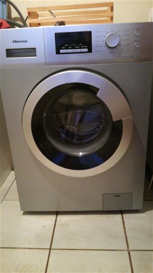 Combo:fridge, washing machine, microwave, tv