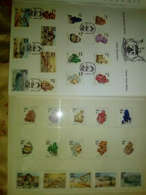 Stamps from South Africa, Venda, Bobhuthatswana and South West Africa for sale