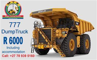Dump Truck Driving Schhool inPolokwane Thabazimbi,Tzaneen,Northam,Lipalale,Limpopo:0789395160