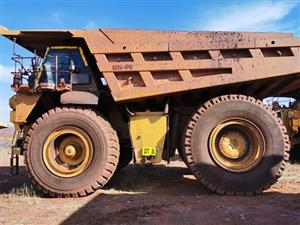 Private Treaty Sale Of Caterpillar Rigid Dump Trucks – Assmang Khumani