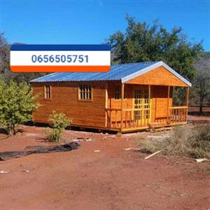 Wendy houses and log cabin for sale