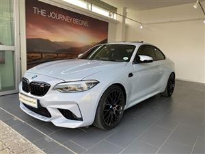 2018 BMW M2 coupe M2  COUPE M DCT COMPETITION (F87)