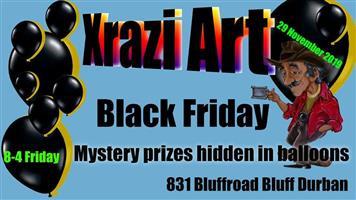Xrazi Art_BLACK FRIDAY SPECIAL