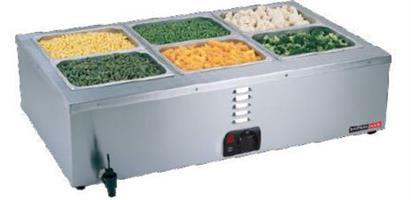 Bain Marie-Table top-3 Division-BMA0003