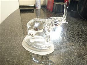 Ngwenya Glass Elephant