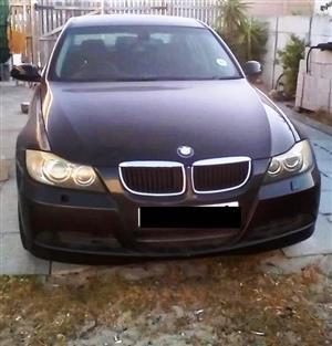 2005 BMW 3 Series sedan 320i AT (G20)