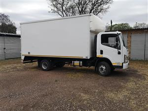 Truck Hire.New 5 Ton Truck for HIRE (with driver)