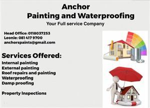 Painting, Tiling, Bathroom Renovation
