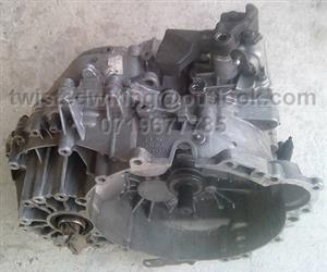 Volvo XC90 D5 Gearbox  5 Speed Manual AWD 2002 to 2014 -  XC90 Stripping for spares / parts
