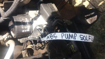 VW GOLF 4 ABS PUMP