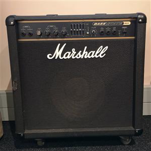 Marshall Bass Amplifier