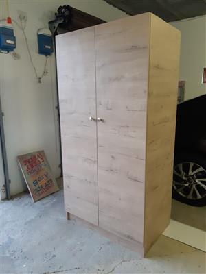 Free Standing Melamine Cupboard