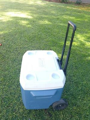 Coleman 50QT Extreme Cooler with wheels