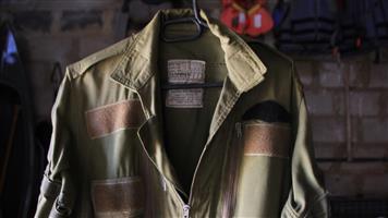 SA Airforce Pilot jumpsuit