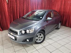 2013 Chevrolet Sonic hatch 1.4 LS