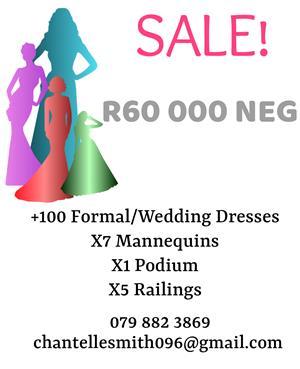 Boutique Items (Dresses etc)