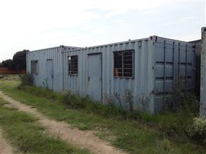 Storage and Office Containers at Unbeatable Prices
