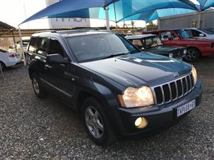 2007 Jeep Grand Cherokee 3.0CRD Limited