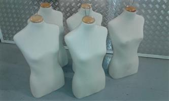 Mannequins: Torso Display Dolls