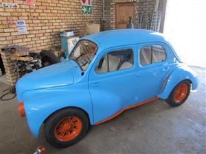 1954 Renault 4 CV