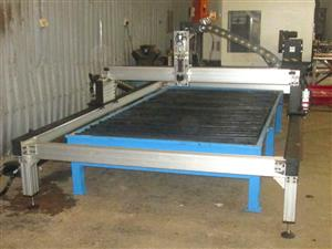 P-2030TAF MetalWise Standard CNC Plasma Cutting Table 2000x3000mm, Stepper Motors, Arc
