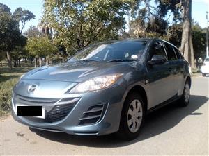 2011 Mazda 3 Mazda 1.6 Original