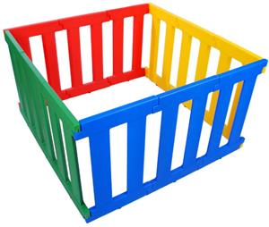 Nanny Panel Playpen [Plastic]