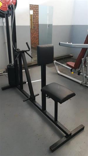 Sitting Shoulder pull machine for sale