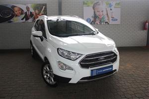 2020 Ford EcoSport ECOSPORT 1.0 ECOBOOST TITANIUM