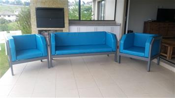 Powder Coated Aluminum Furniture