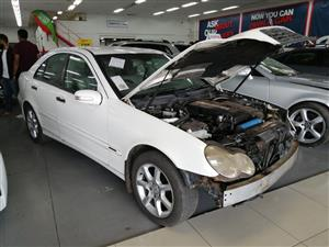2004 Mercedes Benz 180C