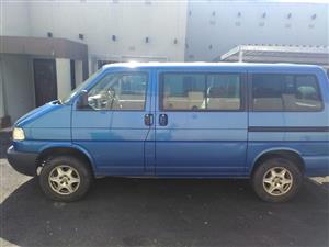 1999 VW Caravelle 2.5TDI